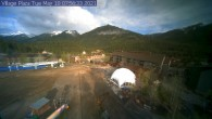 Archived image Webcam Village Panorama Mountain Resort 01:00