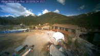 Archived image Webcam Village Panorama Mountain Resort 03:00