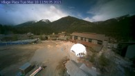 Archived image Webcam Village Panorama Mountain Resort 05:00
