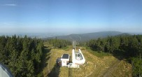 Archiv Foto Webcam Hochfichtbahn Panorama 02:00