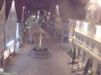 Archived image Webcam Aalen - Town square 18:00