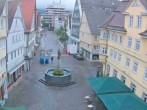 Archived image Webcam Aalen - Town square 02:00