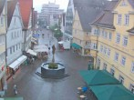 Archived image Webcam Aalen - Town square 04:00