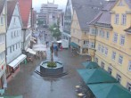 Archived image Webcam Aalen - Town square 06:00
