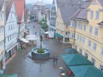 Archived image Webcam Aalen - Town square 10:00