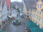 Archived image Webcam Aalen - Town square 12:00