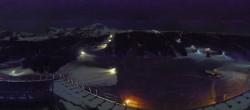 Archiv Foto Webcam Superdevoluy: Panoramablick Ort 18:00