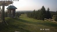 Archived image Webcam Canyon Ski Resort Triple chair towards Sundeck 02:00