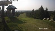 Archived image Webcam Canyon Ski Resort Triple chair towards Sundeck 04:00