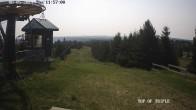 Archived image Webcam Canyon Ski Resort Triple chair towards Sundeck 06:00