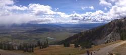 Archiv Foto Webcam Panorama Jackson Hole Wyoming 06:00