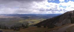 Archiv Foto Webcam Panorama Jackson Hole Wyoming 08:00