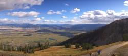 Archiv Foto Webcam Panorama Jackson Hole Wyoming 10:00