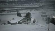 Archiv Foto Webcam Casper Lift Jackson Hole 20:00