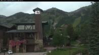 Archived image Webcam Tram Station Jackson Hole Mountain Resort 00:00