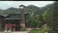 Archived image Webcam Tram Station Jackson Hole Mountain Resort 04:00