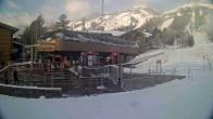 Archiv Foto Webcam Talstation Bridger Skilift Jackson Hole 02:00