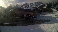 Archiv Foto Webcam Talstation Bridger Skilift Jackson Hole 08:00