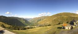 Archiv Foto Webcam Baqueira Bosque Spanische Pyrenäen 09:00