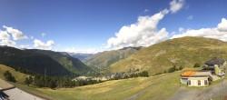 Archiv Foto Webcam Baqueira Bosque Spanische Pyrenäen 11:00