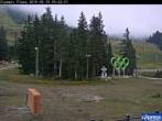 Archiv Foto Webcam Cypress Mountain Plaza Cam 03:00