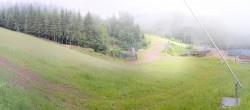 Archiv Foto Webcam Lac Blanc - Sessellift Montjoie 02:00