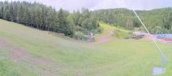 Archiv Foto Webcam Lac Blanc - Sessellift Montjoie 08:00
