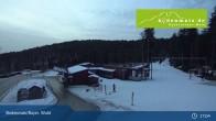 Archiv Foto Webcam Langlaufzentrum Bodenmais - Bretterschachten 21:00