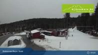 Archiv Foto Webcam Langlaufzentrum Bodenmais - Bretterschachten 03:00