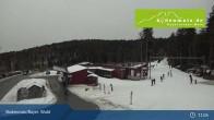 Archiv Foto Webcam Langlaufzentrum Bodenmais - Bretterschachten 05:00