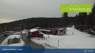 Archiv Foto Webcam Langlaufzentrum Bodenmais - Bretterschachten 09:00