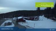 Archiv Foto Webcam Langlaufzentrum Bodenmais - Bretterschachten 11:00