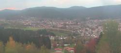 Archiv Foto Webcam Panoramablick auf Bodenmais 12:00