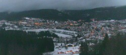 Archiv Foto Webcam Panoramablick auf Bodenmais 10:00
