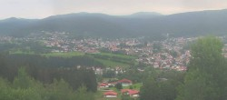 Archived image Webcam Panoramic View Bodenmais 00:00