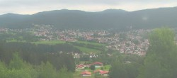 Archived image Webcam Panoramic View Bodenmais 02:00