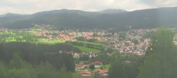 Archived image Webcam Panoramic View Bodenmais 06:00