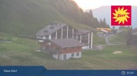 Archived image Webcam Stoos: Mountain Village 19:00