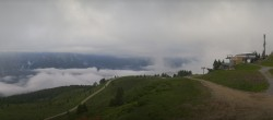 Archived image Webcam Folgarida Marilleva: Top of Mt. Vigo 00:00