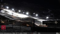 Archiv Foto Webcam Arlberghaus Zürs - SnowCam 18:00
