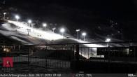Archiv Foto Webcam Arlberghaus Zürs - SnowCam 20:00