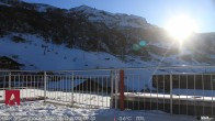 Archiv Foto Webcam Arlberghaus Zürs - SnowCam 04:00