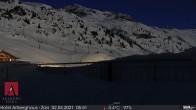 Archiv Foto Webcam Arlberghaus Zürs - SnowCam 00:00