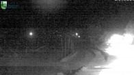 Archiv Foto Webcam Hittisau Einstieg Loipe 18:00