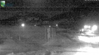 Archiv Foto Webcam Hittisau Einstieg Loipe 22:00
