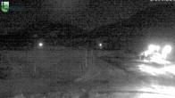 Archiv Foto Webcam Hittisau Einstieg Loipe 23:00