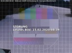 Archiv Foto Webcam Oberkirnach - Skilift Schlossberg 18:00