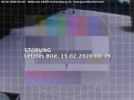 Archiv Foto Webcam Oberkirnach - Skilift Schlossberg 20:00