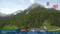 Archiv Foto Webcam Matrei am Brenner: Wallfahrtsort Maria Waldrast 05:00