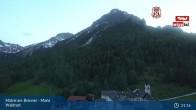 Archiv Foto Webcam Matrei am Brenner: Wallfahrtsort Maria Waldrast 15:00